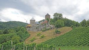 Burg Deutschlandsberg in der Steiermark